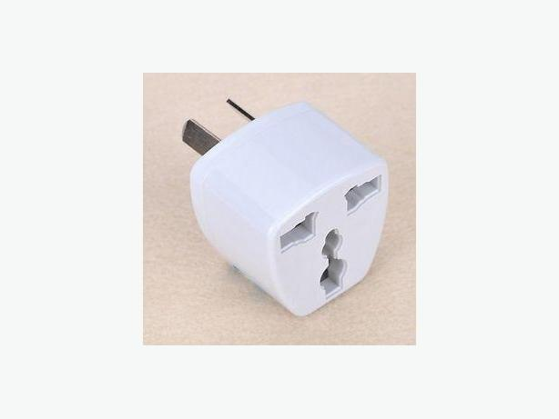 Universal EU/UK/US to AU(Australia) Power Plug Adapter
