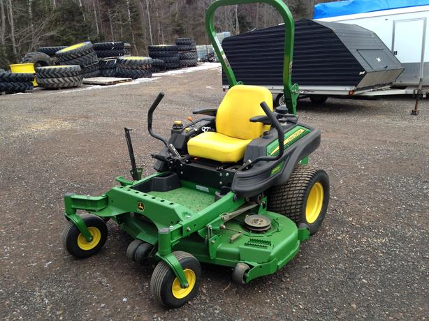 2013 John Deere Z930M MOD Lawnmower