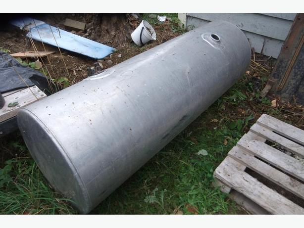 aluminum fuel tanks for fuel storage