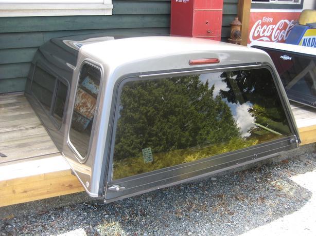 2002 - 2008 Dodge Ram Long Box Range Rider Truck Canopy