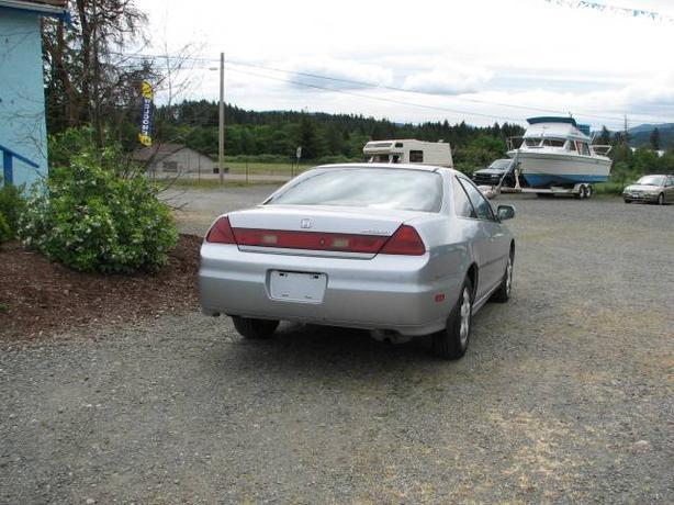 2001 Honda Accord EX coupe $4,487