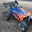 New RC Buggy / Car 1/16 Scale Brushless Electric LIPO 4WD