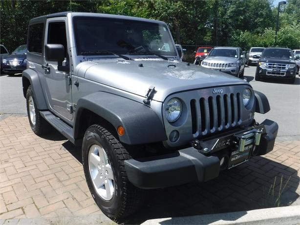 2014 jeep wrangler sport 4wd eco mode tow package. Black Bedroom Furniture Sets. Home Design Ideas