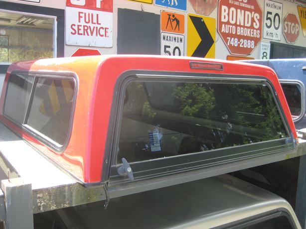 Ford Ranger / Mazda B Series Canopy