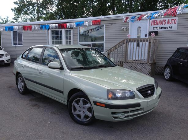 2005 Hyundai Elantra HB - AC - NEW BRAKES, NEW CLUTCH, SAFETY INCL.