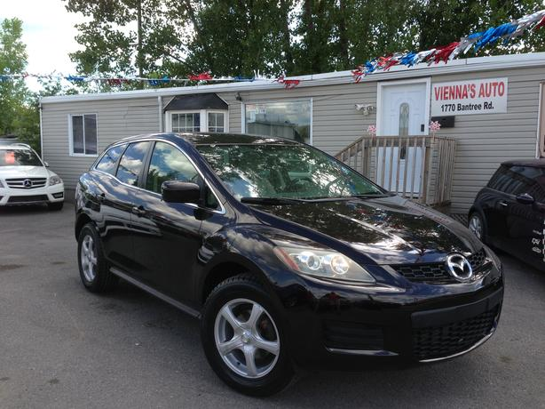 2009 Mazda CX-7 AWD - Sunroof - Heated Seats - Certified