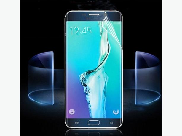 Full Cover Curved CLEAR Screen Protector Samsung Galaxy S7 Edge
