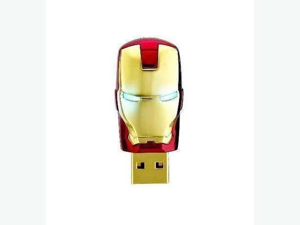 Carton Avengers Marvel Iron Man USB 2.0 Drive 16G