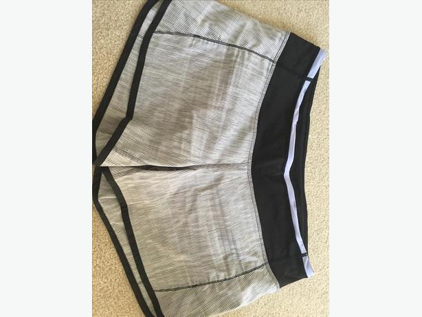 Womens Lululemon Shorts Size 6