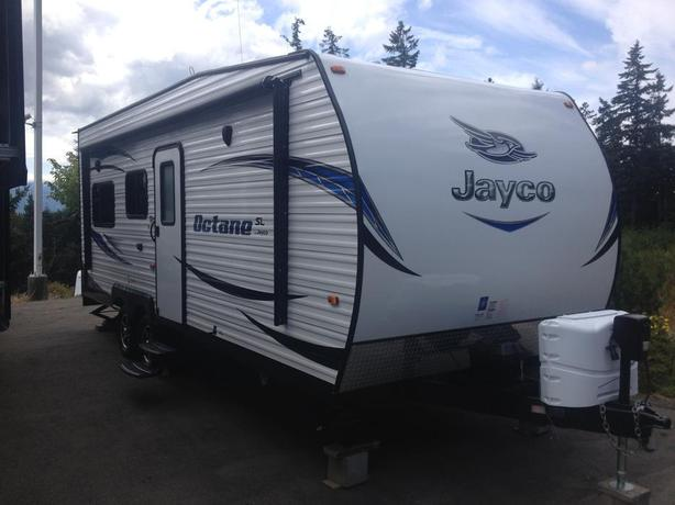 2015 Jayco Octane Toy Hauler Superlite 222