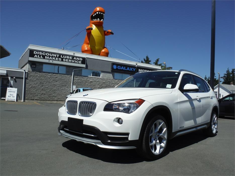 2015 Bmw X1 Xdrive28i Awd Leather Bluetooth Alloy