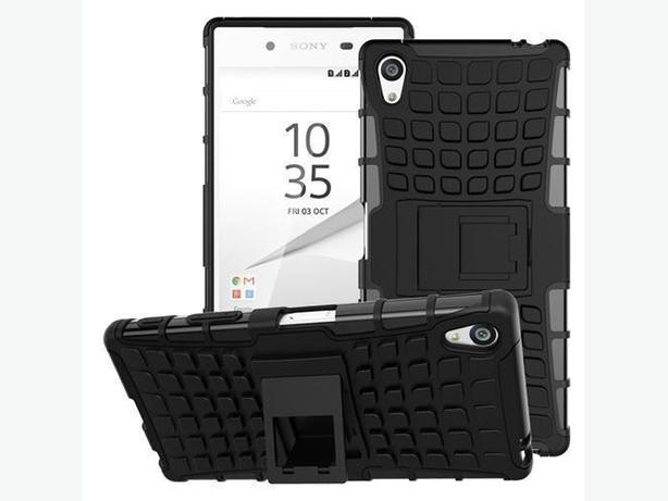 Hybrid Rugged Heavy Duty Armor Case for Sony Xperia XA