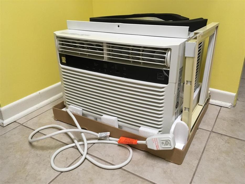 kenmore 8000 btu air conditioner manual