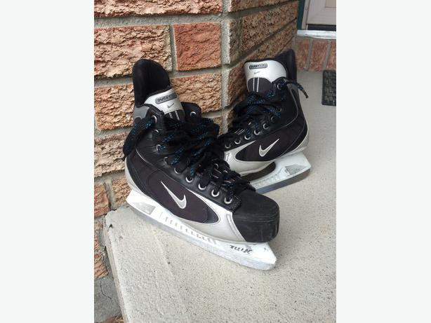 Nike TUUK Ice Skates