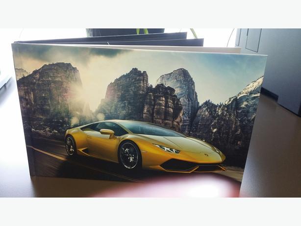 Lamborghini Huracan Spyder book