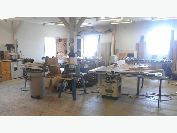 Used Woodworking Machinery Toronto