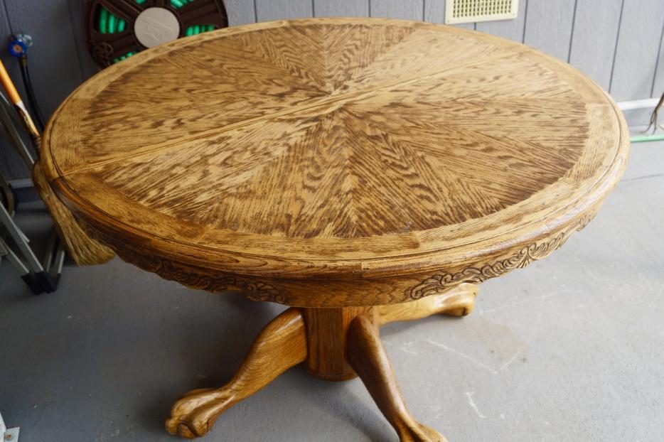 Round Dining Table Kitchener