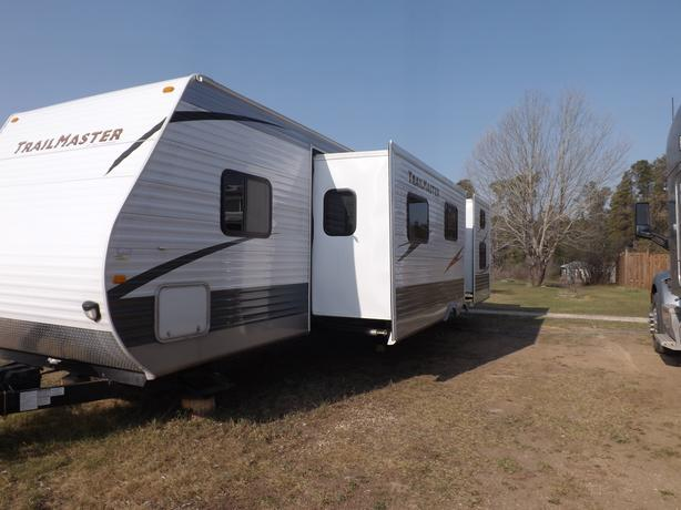 for sale a 2010 gulf stream trail master trailer