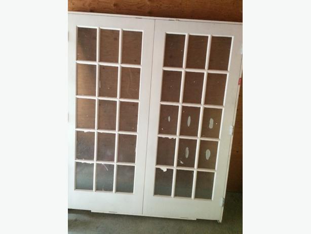 Interior french doors north nanaimo nanaimo for French doors no glass
