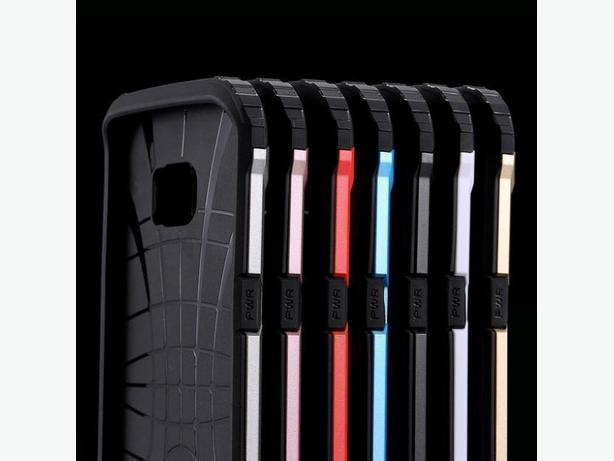 Rivet Armor Shockproof Two Layer Case for Samsung S7
