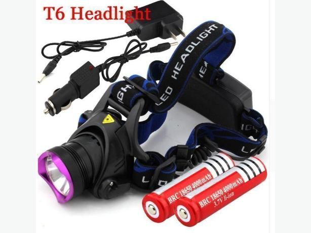 Professional High Capacity LED Headlight 2000 Lumens
