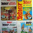 7 livres de Bande dessinée (cartonné)