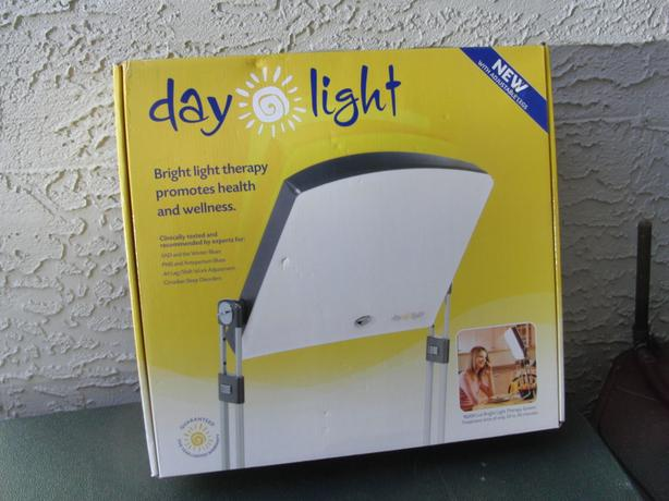 "New ""Day Light"" S.A.D.S Lamp"