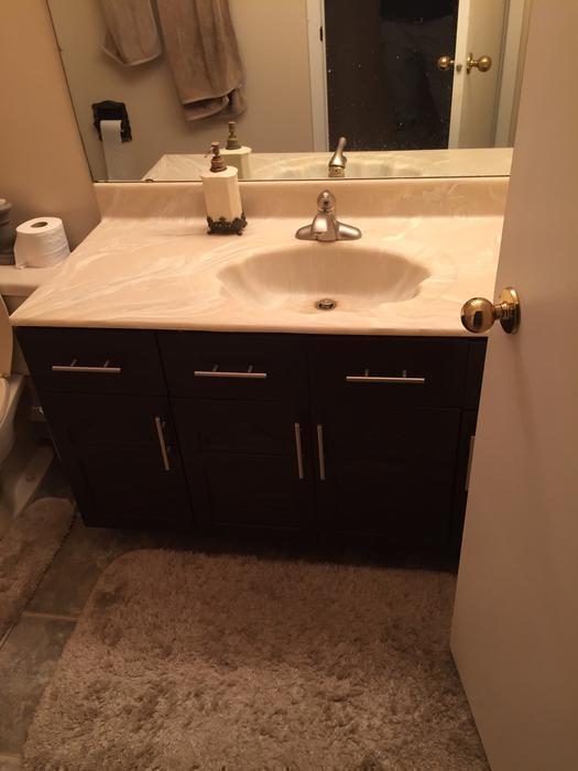 Three Used Marble Sinks For Bath Rooms In Bone Color Central Regina Regina