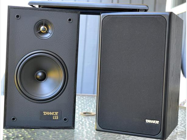 Tannoy LS5 Reference Speakers