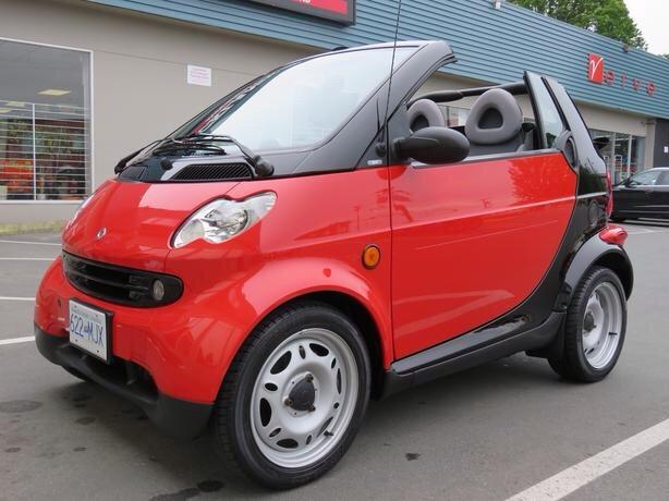 05 Smart for Two CDI Cabriolet
