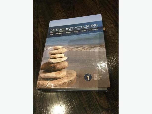 Intermediate Accounting Tenth Canadian Edition V1