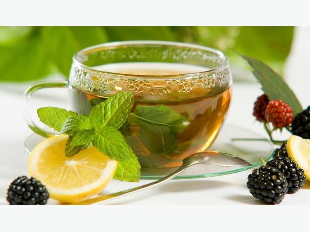 1 kg organic green tea
