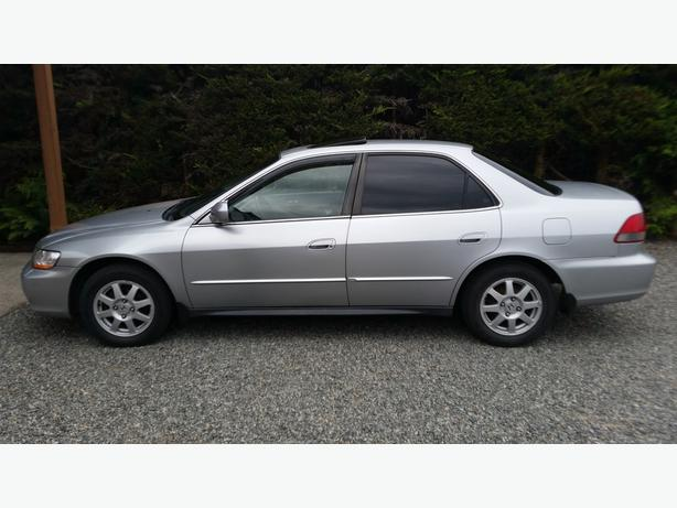 2002 honda accord special edition other north island location north island. Black Bedroom Furniture Sets. Home Design Ideas