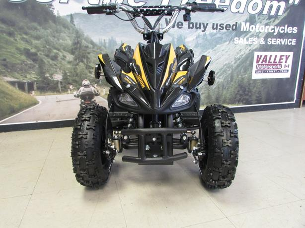 Gio Materay Kids Quad at Valley Motorsports!