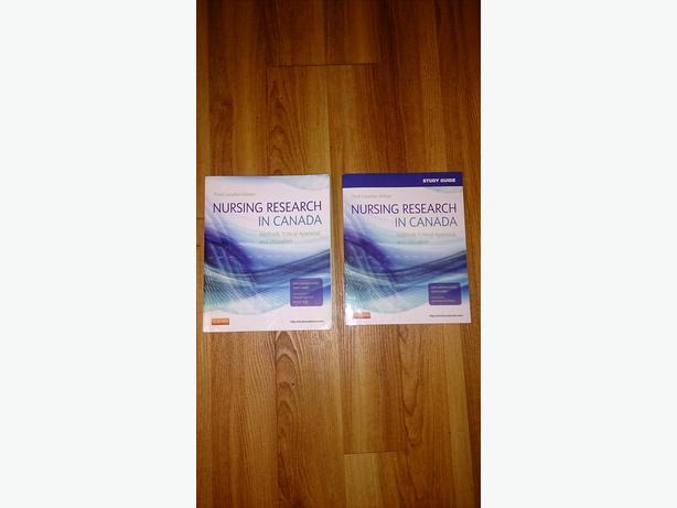 Selling Textbooks from University of Ottawa Nursing Program