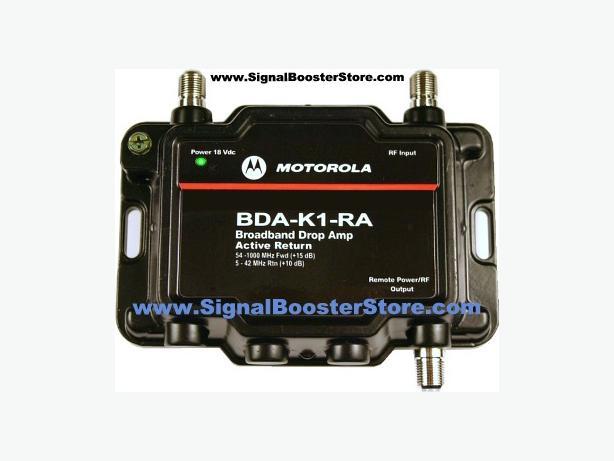 Motorola Cable Amplifier : Motorola cable tv modem hdtv amplifier victoria city
