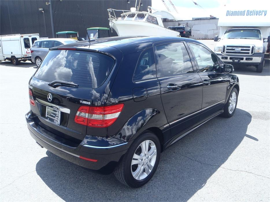 2006 mercedes benz b class b200 turbo sedan outside comox for Mercedes benz bay ridge