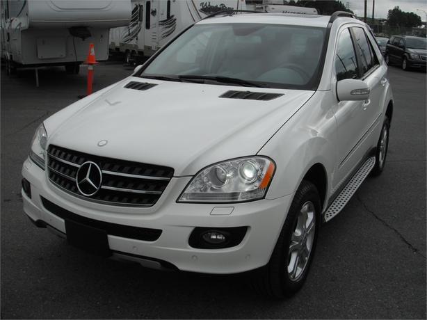 2008 mercedes benz ml320 cdi diesel outside nanaimo nanaimo for Mercedes benz nanaimo