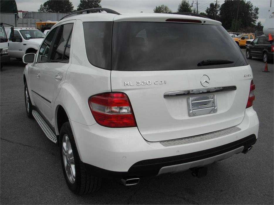 2008 mercedes benz ml320 cdi diesel outside edmonton area for Mercedes benz ml320 cdi