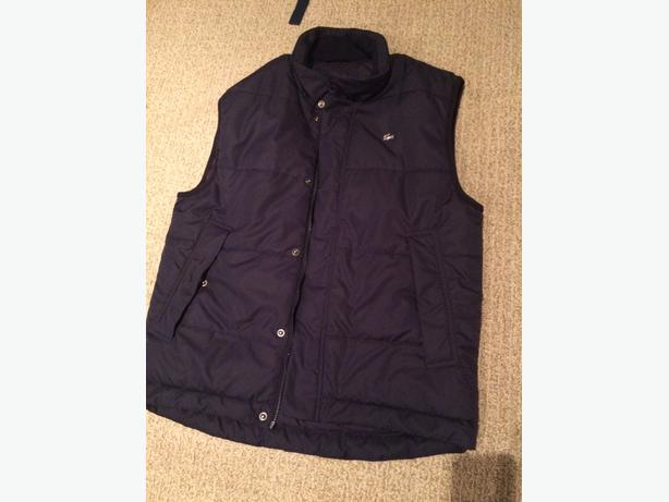 Lacoste Navy Blue Vest