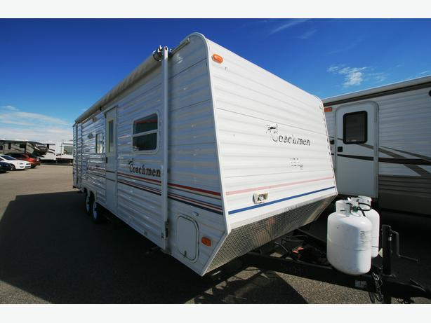 2005 COACHMEN NORTHERN SPIRIT 248TBG