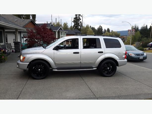 2004 Dodge Durango limited