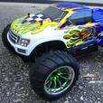 1/10 Scale HSP Radio Control Nitro 4WD RC Monster Truck