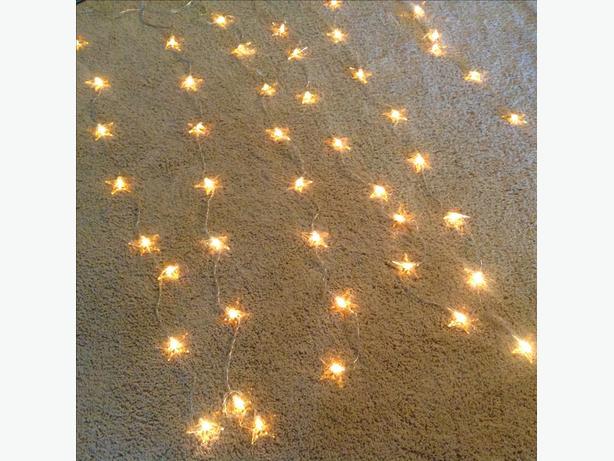 Ikea glansa indoor star lighting
