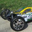 New HSP Planet 1/8 Scale TOP Brushless Electric RC Buggy / Car