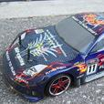 NEW 1/10 SCALE 4WD RC DRIFT CAR