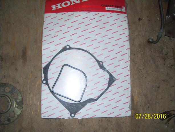 Honda Hawk CB400T CB250 gasket kit B genuine OEM