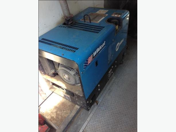 WELDER MILLER WILDCAT 200 GAS ENGINE