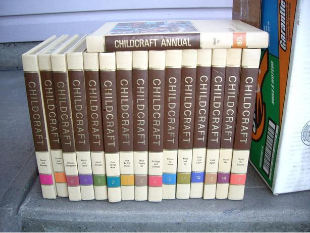CHILDCRAFT ENCYCLOPEDIA