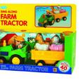 Megcos Sing Along Farm Tractor